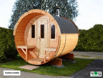 wolff finnhaus saunafass 250 bausatz fasssauna. Black Bedroom Furniture Sets. Home Design Ideas